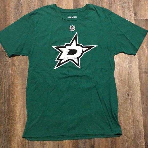 best service 1d575 d6582 Dallas Stars T shirt jersey Tyler Seguin #91